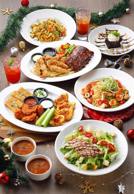 聖誕節聚餐餐廳