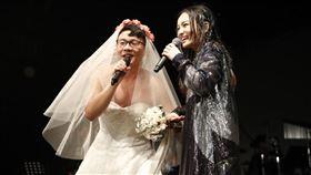 徐佳瑩,網紅阿翰(視覺提供:亞神音樂)