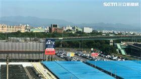 台中高鐵。(圖/記者蔡佩蓉攝影)