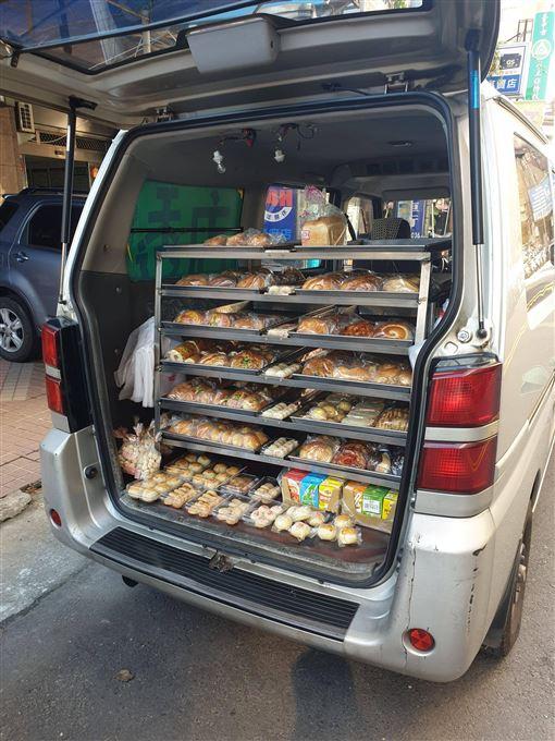 麵包車,麵包,製作,PTT 圖/翻攝自PTT