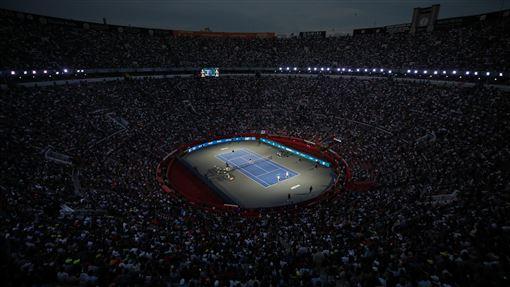 ▲網球場。(圖/美聯社/達志影像)