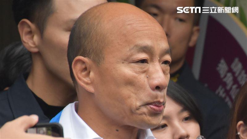 誰拿1.6億補助款?韓國瑜親吐下落…竟和國民黨主席有關