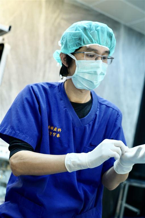 豐禾婦產科,婦產科,醫師,醫生,接生,曾宇泰(記者郭奕均攝影)