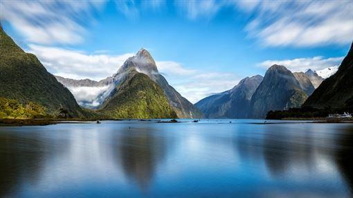 ▲紐西蘭最大的米佛峽灣國家公園(圖/shutterstock.com)