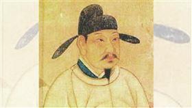 唐玄宗與楊貴妃。(圖/翻攝自維基百科)