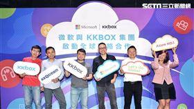 數位娛樂,台灣微軟,KKBOX Group,KKBOX,微軟雲端平台,Azure,KKStream,微軟 圖/台灣微軟提供