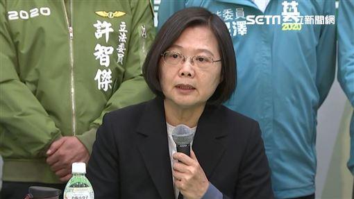蔡英文出席 南台灣發展計畫記者會