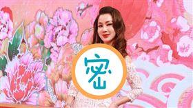 63歲陳美鳳,在臉書分享婚紗,透露再婚。(圖/翻攝自陳美鳳臉書)