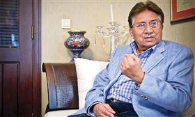 巴基斯坦法院16日以叛國罪名,判決流亡國外的前總統穆夏拉夫死刑。(圖取自twitter.com/P_Musharraf)