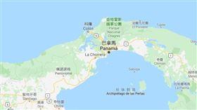 巴拿馬官員今天表示,首都巴拿馬市附近一座監獄內的受刑人爆發槍戰,至少12人死亡,13人掛彩。(googlemap)
