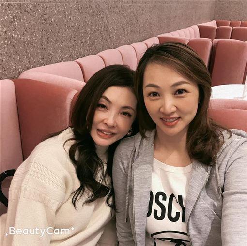 何如芸、郁方 圖/臉書