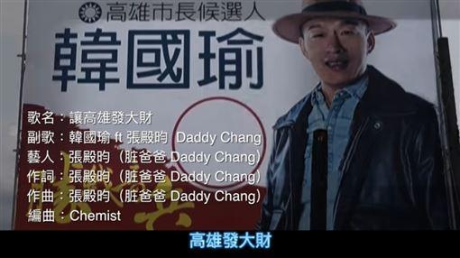Daddy Chang,張殿昀,韓國瑜,義勇軍,倒戈