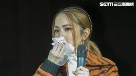 鄧紫棋談感情淚崩 索尼音樂提供