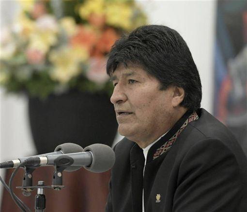 玻利維亞,指控,莫拉萊斯,恐怖主義,逮捕(圖/翻攝自臉書)
