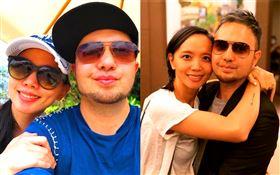高爾宣老闆陶山宣布今年初跟玉女歌手庭竹離婚,並說自己「已經註冊交友軟體了」。翻攝陶山IG
