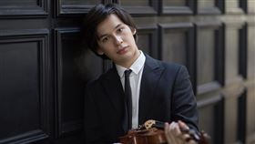 小提琴家,普利欽,首度訪台,詮釋,貝多芬協奏曲,攜手NSO(圖/NSO國家交響樂團提供)中央社