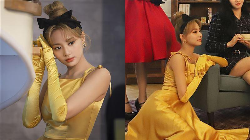 子瑜神複製迪士尼公主 美貌驚艷網友