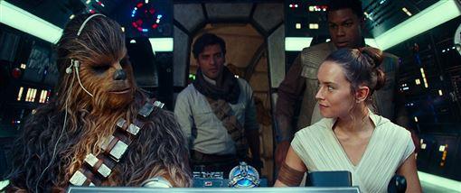 Star Wars天行者的崛起  翻設自imdb