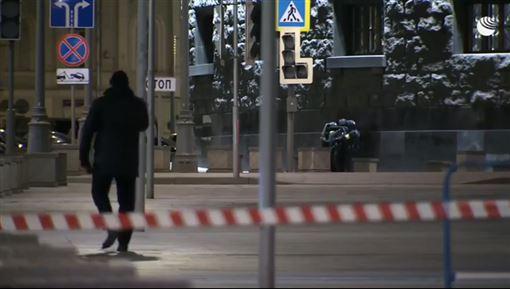 莫斯科驚傳槍擊案(圖/翻攝自РИА Новости臉書)