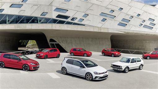 ▲2020年式Volkswagen Golf GTI。(圖/Volkswagen提供)