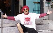 黃明志近日推出新專輯《亞洲通話》,不少歌曲都是為小人物發聲。(圖/記者林聖凱攝影)