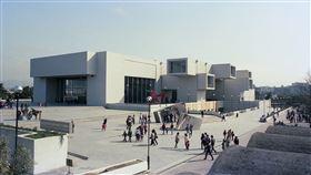 台北市,北美館,管中音樂盒,大提琴,合奏(圖/北美館提供)中央社