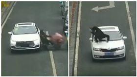 妻騎電動車被撞!10分鐘後…夫在「同地點」也車禍(翻攝自YouTube)
