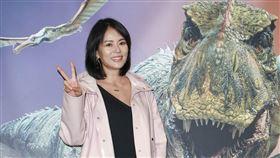 與恐龍共舞,劉香慈,隋棠 記者林士傑攝影