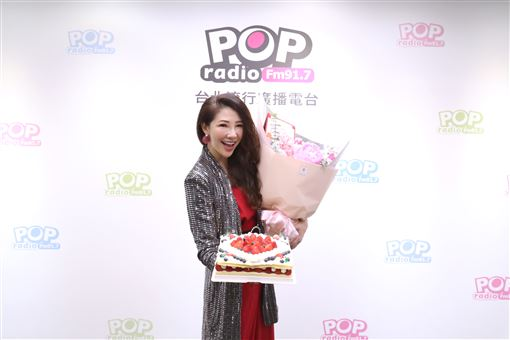 林書煒,蔡詩萍 POP Radio提供