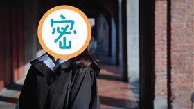 畢業,清新,恐怖,涵涵(翻攝自PTT)