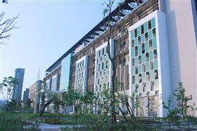 新竹地方法院。(圖/翻攝自新竹地方法院官網)