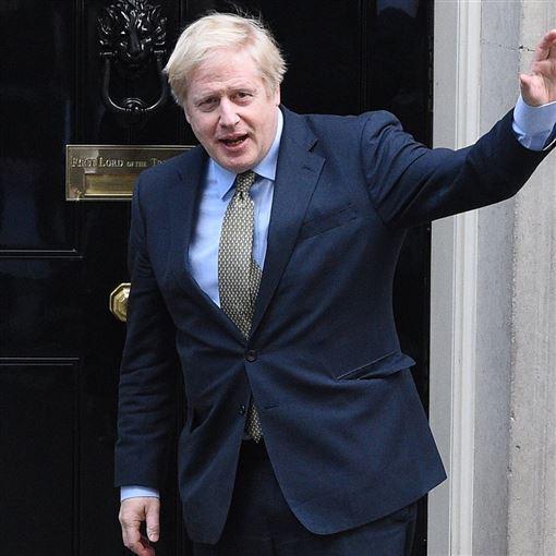 英國國會20日通過首相強生的脫歐法案與後續相關立法時程。讓英國能在2020年1月31日脫離歐盟,之後再與歐盟正式展開貿易談判。(圖取自facebook.com/borisjohnson)