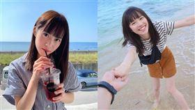 AKB48 Team TP成員邱品涵即將登上紅白。(圖/翻攝自臉書)