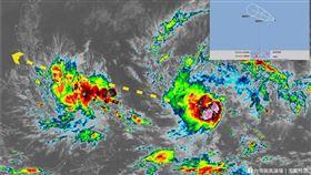 中央氣象局,東北季風,熱帶性低氣壓,颱風,巴逢(台灣颱風論壇 天氣特急)