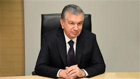 烏茲別克5個參加國會大選的政黨22日支持改革派總統米爾濟約耶夫。(圖取自facebook.com/Mirziyoyev)
