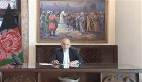 甘尼(Ashraf Ghani)(圖/翻攝自Ashraf Ghani臉書)