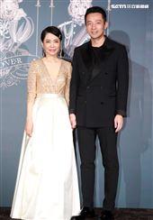 汪小菲代表大S出席柴智屏女兒婚宴。(記者邱榮吉/攝影)