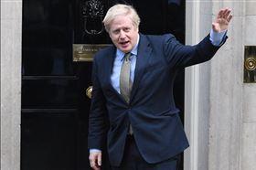 英國首相Boris Johnson 翻攝自Boris Johnson推特