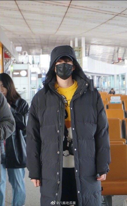 魏大勛,楊冪/微博