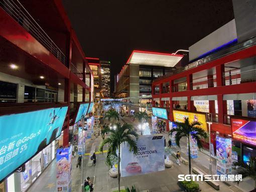 信義區,台北市。(圖/記者馮珮汶攝)