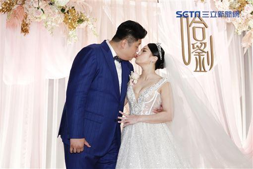 哈孝遠,安妮,婚禮,穿搭 圖/記者林聖凱攝影