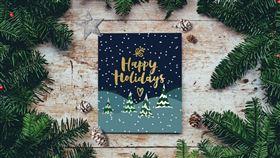 耶誕節 耶誕卡 圖/pixabay