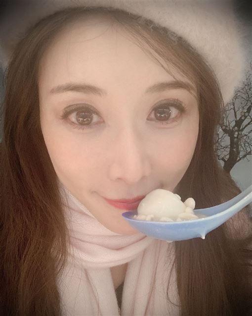 林志玲/微博 臉書