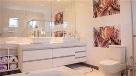 廁所,浴室,透明(圖/翻攝自Pixabay)