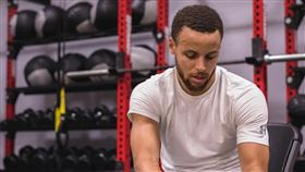 Stephen Curry。(圖/翻攝自Curry個人IG)