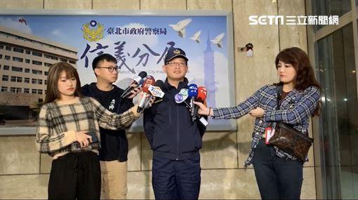 三張犁派出所,信義分局,副分局長陳勇華 圖/記者李依璇攝影