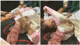 媽離世…1歲嬰躺遺體旁爆哭(翻攝自臉書)