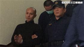 ▲林春雄到了更二審雖然被判死刑,還是否認殺人故意和性侵少女。(圖/記者楊佩琪攝)