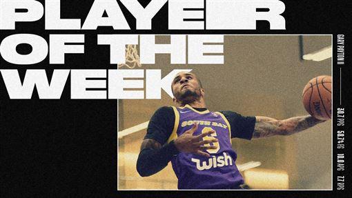 ▲裴頓二世(Gary Payton II)是G聯盟上週最佳球員。(圖/翻攝自NBA G League推特)