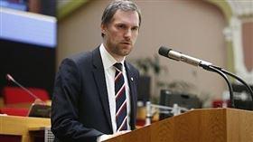 布拉格市長。(圖/翻攝自推特)